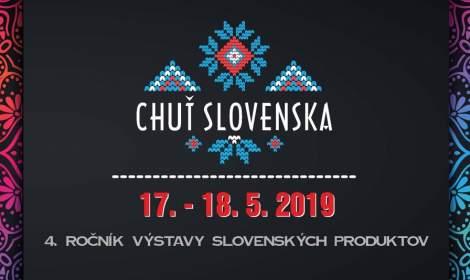 Chuť Slovenska 2019