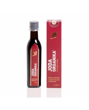 Joda Organika® – v tekvicovom oleji (250ml)