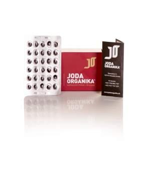 Joda Organika® – Kapsulová Forma (30 Kapsúl)